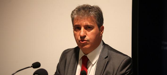 Ο Χρήστος Μπαλάσκας, πρώην γεν.δ/ντής της Εταιρίας Παροχής Αερίου Αττικής-Φωτογραφία αρχείου: EUROKINISSI/ΑΛΕΞΑΝΔΡΟΣ ΖΩΝΤΑΝΟΣ
