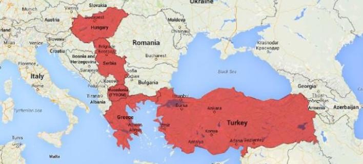 Σλοβενία και Σερβία έκλεισαν το διάδρομο των