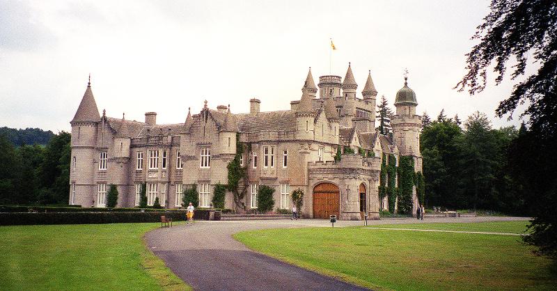 Το Κάστρο Balmoral