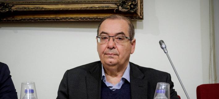 Αντ. Μπαλωμενάκης/Φωτογραφία: Eurokinissi