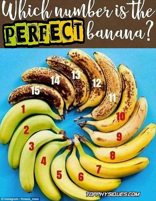 Ποιά από αυτές είναι η τέλεια μπανάνα- Ειδικός δίνει την απάντηση