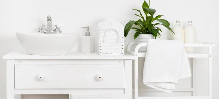Νιπτήρας μπάνιου /Φωτογραφία: Shutterstock