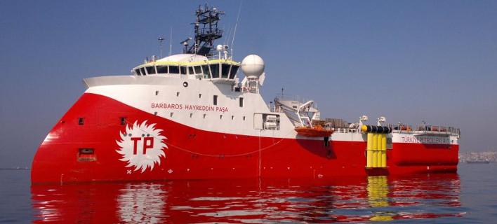 Ξεκινάει τις προκλήσεις η Τουρκία στην κυπριακή ΑΟΖ -Στέλνει το σεισμογραφικό πλοίο «Barbaros»