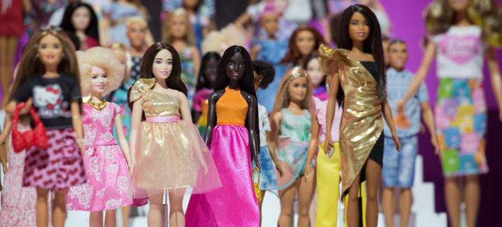 Πασαρέλα από Barbie/ Φωτογραφία: ΑΡ