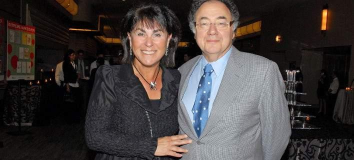 Μυστήριο με τον θάνατο ζεύγους εκατομμυριούχων -Πιθανόν ο Μπάρι Σέρμαν να σκότωσε την σύζυγό του και να αυτοκτόνησε