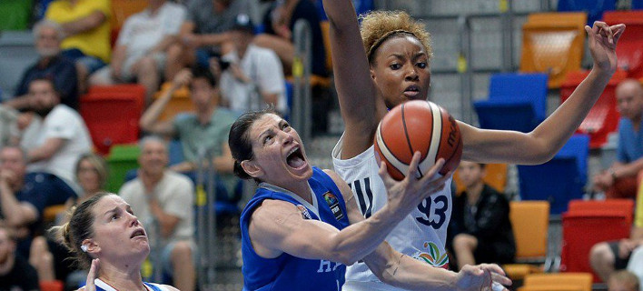 Eurobasket Γυναικών: Ελλάδα-Τουρκία για την πρόκριση στα ημιτελικά