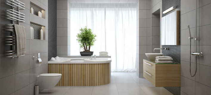 Φυτά στο μπάνιο -Η νέα διακοσμητική εμμονή ήρθε και στην Ελλάδα