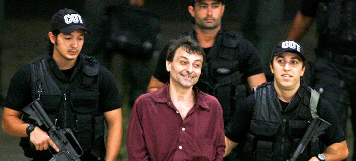 Ο Τσεζάρε Μπατίστι ήταν μέλος της ιταλικής ακροαριστερής οργάνωσης «Ένοπλοι Προλετάριοι για τον Κομμουνισμό» (Φωτογραφία αρχείου: AP/Eraldo Peres)