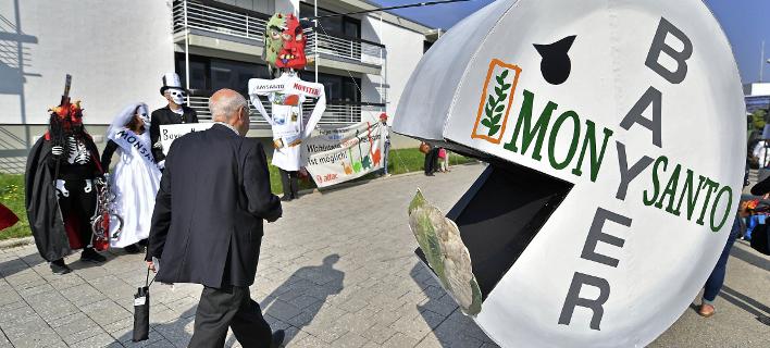 Bayer-Monsanto/ Φωτογραφία AP images