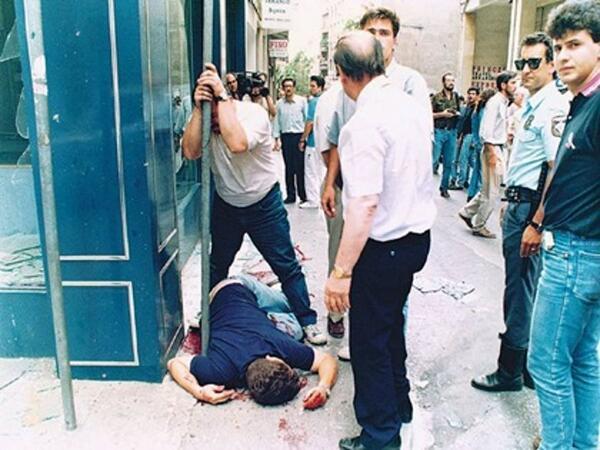 Σήμερα: 19 Ιανουαρίου, 2020 Ημέρα Μνήμης των Θυμάτων της Εγκληματικής Δράσης της Τρομοκρατίας στην Ελλάδα