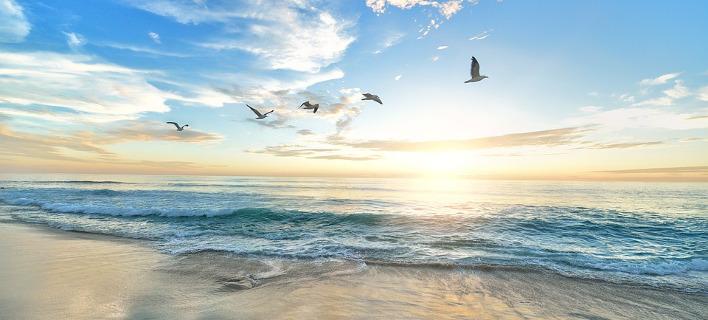 Ωκεανός, φωτογραφία: pixabay