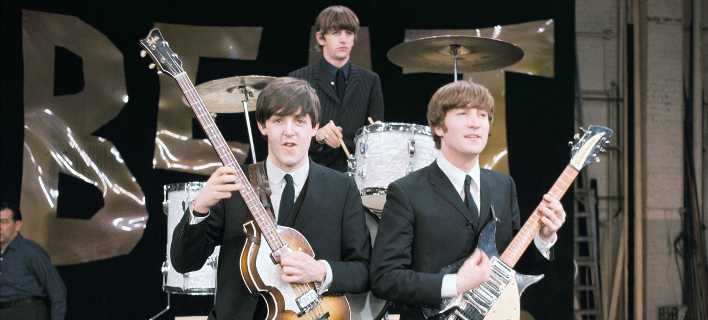 Beatles (Φωτογραφία: AP Photo)