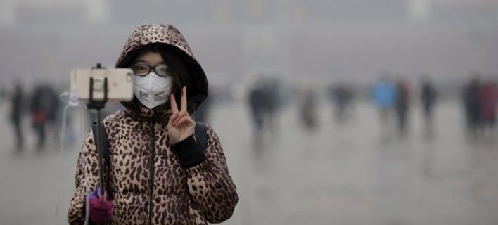 «Κόκκινος συναγερμός» και πάλι στο Πεκίνο λόγω της αιθαλομίχλης