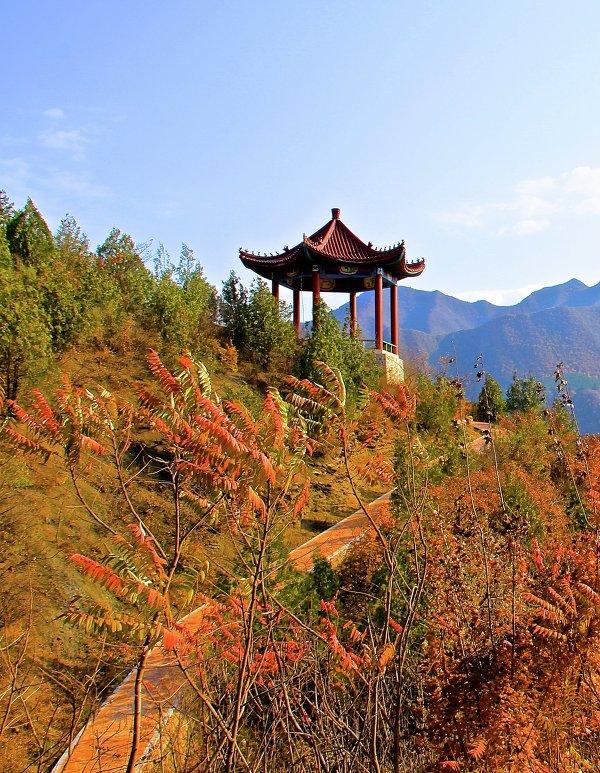 Yanqing Geopark, Πεκίνο