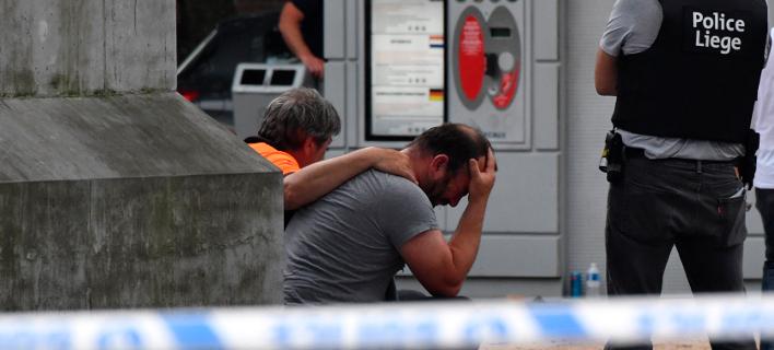 Επίθεση στο Βέλγιο/Φωτογραφία: AP