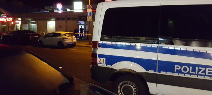 Πυροβολισμοί σε κλαμπ στο Βερολίνο (Φωτογραφία: Twitter/ Polizei Berlin)