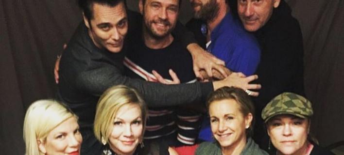 Οι ηθοποιοί του Beverly Hills έκαναν reunion- Δείτε πώς είναι σήμερα [εικόνες & βίντεο]