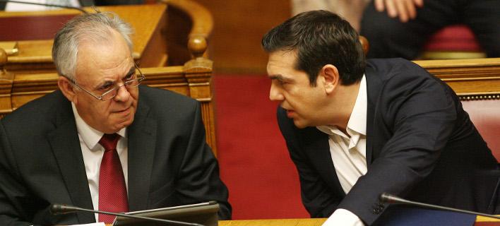 Bild: Ο Τσίπρας θα ζητήσει διαγραφή χρέους για να κάνει πίσω στο προσφυγικό
