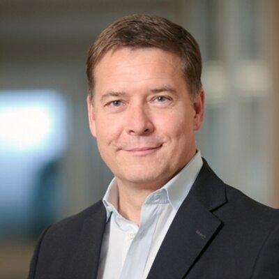Ο Bill Gajda, ανώτατο στέλεχος Καινοτομίας και Στρατηγικών Συνεργασιών στη Visa/Φωτογραφία: ΑΠΕ-ΜΠΕ