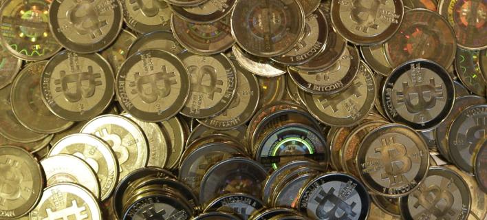 Bitcoin (Φωτογραφία: AP Photo/Rick Bowmer)