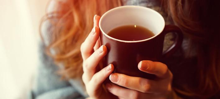ζεστό ρόφημα, Φωτογραφία: Shutterstock
