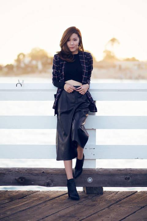 Οι 6 τρόποι για να φορεθεί το καρό - Δεν είναι μόνο για πουκάμισα ... 762145e3b29