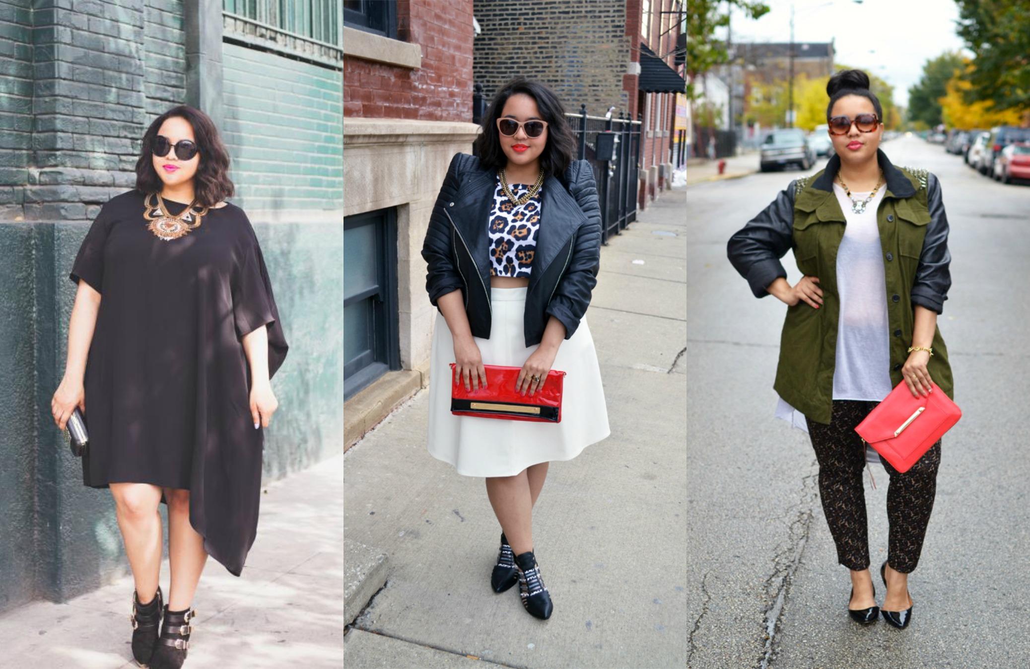 cbded258327 Στρουμπουλή μπλόγκερ μόδας τα καταφέρνει: κάνει τα περιττά κιλά μόδα ...