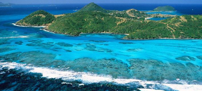 Το Bloody Bay Beach στην Καραϊβική που πωλείται για 600 bitcoin. Φωτογραφία: Bloody Bay Company