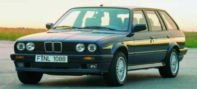 BMW 3 Touring: Προέκυψε τυχαία, από την εφευρετικότητα ενός μηχανικού