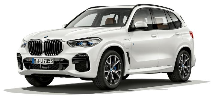 «Ηλεκτριστική» ισχύς για υπέρτατη οδηγική απόλαυση -Η νέα BMW X5 xDrive45e iPerformance [εικόνες]