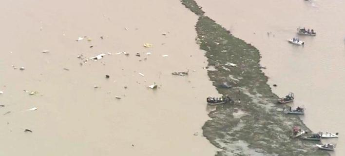 Συνετρίβη Boeing 767 κοντά στο αεροδρόμιο του Χιούστον στο Τέξας