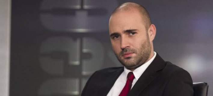 Ο δημοσιογράφος Κωνσταντίνος Μπογδάνος