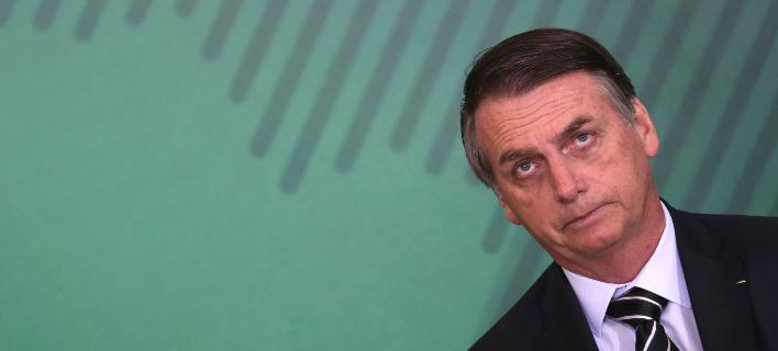 ο πρόεδρος της Βραζιλίας/Φωτογραφία: AP