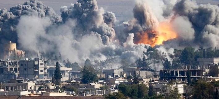 Οι ΗΠΑ σφυροκοπούν το ΙSIS: Βομβαρδίζουν πετρελαιοπηγές -Τι ποσοστό εσόδων των τζιχαντιστών έχει επηρεαστεί