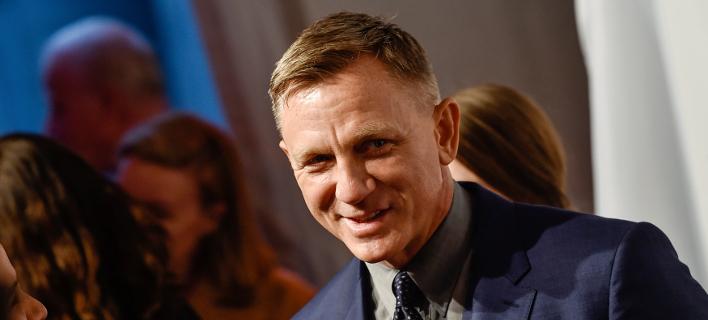 O Daniel Craig θα αναλάβει για τελευταία φορά τον πρωταγωνιστικό ρόλο στη νέα ταινία του James Bond / Φωτογραφία: AP Images