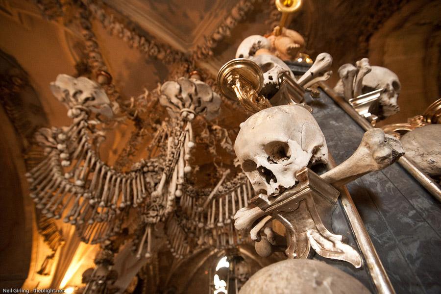 Η εκκλησία των οστών στην Τσεχία προκαλεί δέος