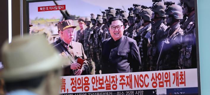 Φωτογραφία: AP Photo/Lee Jin-man