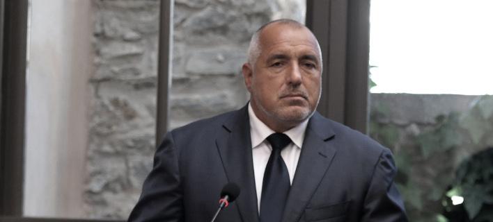 Ο πρωθυπουργός της Βουλγαρίας Μπόικο Μπορίσοφ -EUROKINISSI