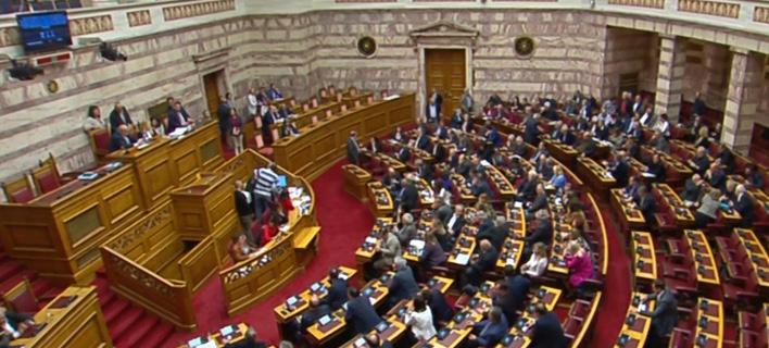 Στη Βουλή τη Δευτέρα το πρωτόκολλο / Φωτογραφία: Eurokinissi