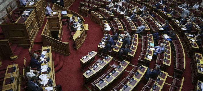 Βουλή/ Φωτογραφία αρχείου eurokinissi