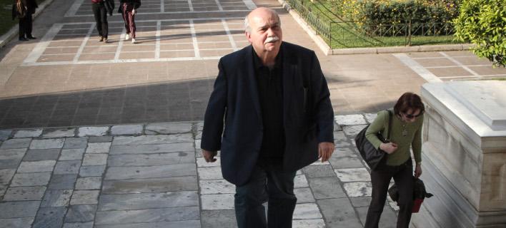 Νίκος Βούτσης (Φωτογραφία: EUROKINISSI/ΣΩΤΗΡΗΣ ΔΗΜΗΤΡΟΠΟΥΛΟΣ)
