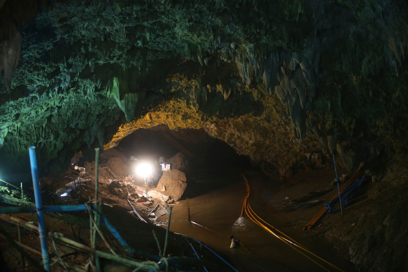 Η νόσος των σπηλαίων μπορεί να είναι σοβαρή σε άτομα με υποβαθμισμένο ανοσοποιητικό σύστημα. Φωτογραφία: AP