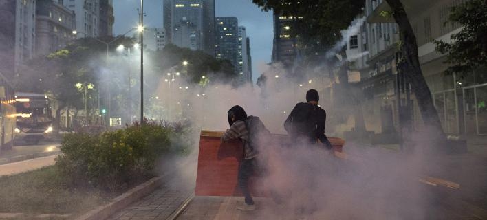 Φωτογραφία: AP/ Leo Correa