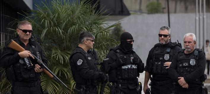 Το 2017, ο δείκτης ανθρωποκτονιών στη Βραζιλία αυξήθηκε στις 30,8 ανά 100.000 κατοίκους /Φωτογραφία AP