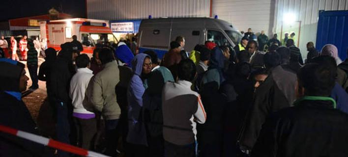 Γερμανία: Δεκάδες τραυματίες από φωτιά που ξέσπασε σε κέντρο προσφύγων