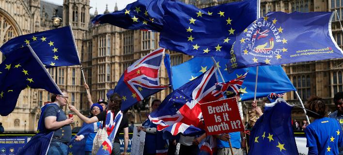 Τουλάχιστον 40 βουλευτές της Μέι θα καταψηφίσουν το σχέδιο για το Brexit/Φωτογραφία: AP