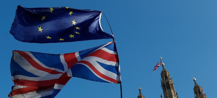 Συναγερμός για το Brexit και στην Ελλάδα-Φωτογραφία AP