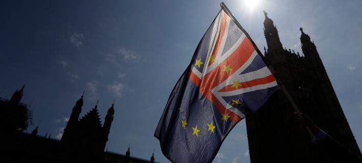 Brexit (Φωτογραφία: AP Photo/Kirsty Wigglesworth)