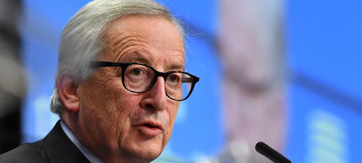 Ζαν Κλοντ Γιούνκερ/Φωτογραφία: AP