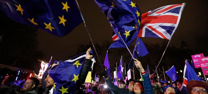 Κρίσιμη μέρα για την Βρετανία. Φωτογραφία: AP